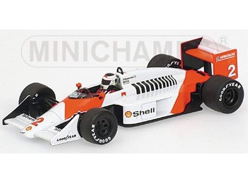 McLaren: TAG MP4-3 - S. Johansson (1987) - 1:43