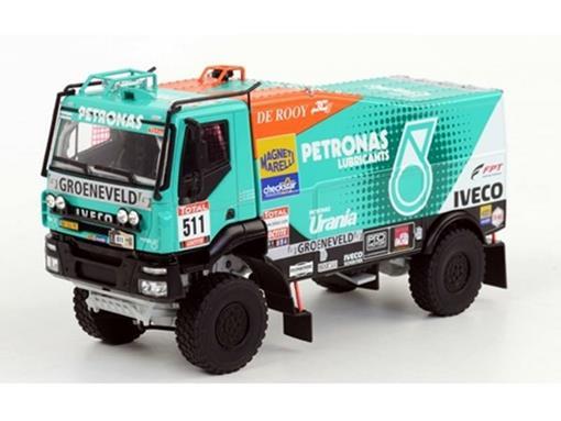 Iveco: Trakker - Miki Basion # 511 -  Dakar Rally 2012 - 1:50