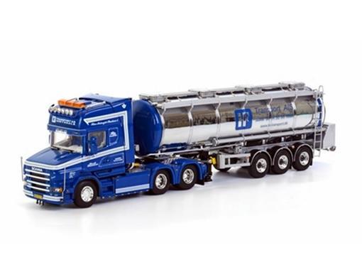 Scania: T (5) Topline 6x2 - Tanque -