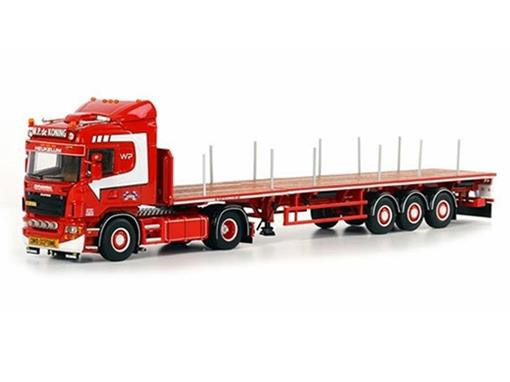 Scania: R(5) Highline 4x2