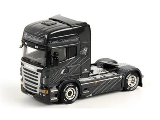 Scania: R Topline 4x2 Dark Diamond - Cavalo - 1:50