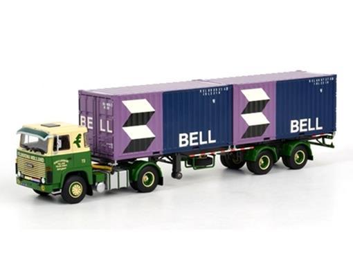 Scania: 1 4x2