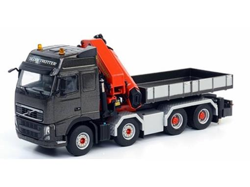 Scania: R113/R143 4X2 Timmermann - Cavalo - 1:50