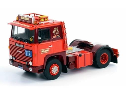 Scania: 111 4x2