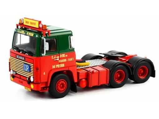 Scania: 141 6x4