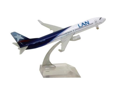 Lan Chile: Boeing 737 - 16cm