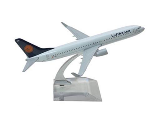 Lufthansa: Boeing 737 - 16cm