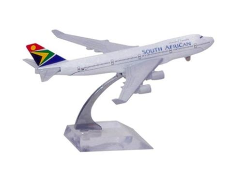 South African Airways: Boeing 747 - 16cm