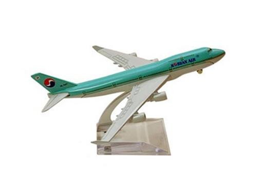 Korean Air: Boeing 747 - 16cm