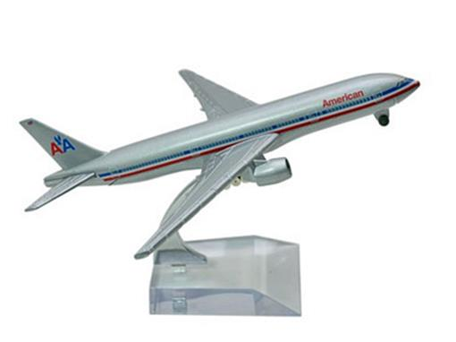 American Airlines: Boeing 777 - 16cm