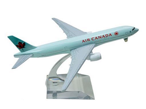 Air Canada: Boeing 777 - 16cm