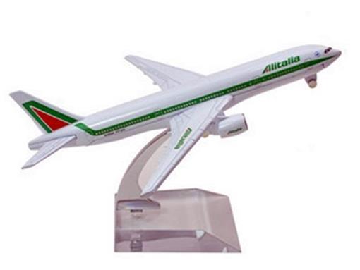 Alitalia: Boeing 777 - 16cm