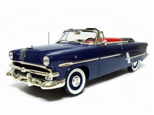 Ford: Crestline Sunliner Conversível (1953) - 1:18