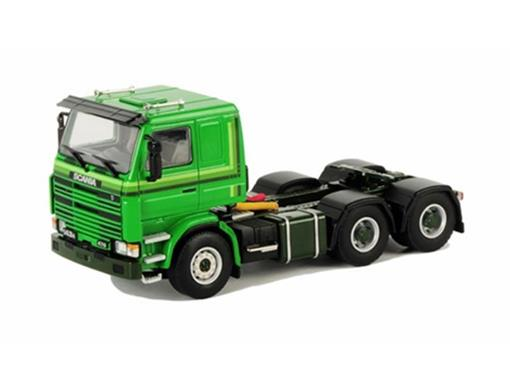 Scania: R113/R143 6x4 - Cavalo - Verde - 1:50