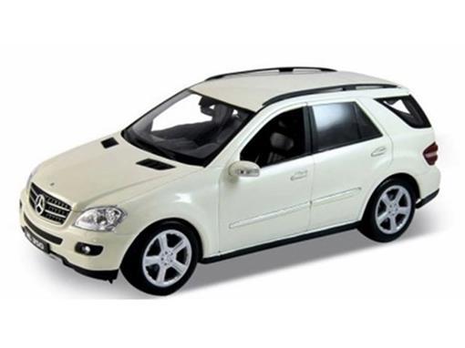 Mercedes Benz: ML350 - Branca - 1:18