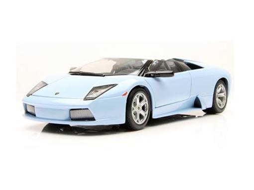 Lamborghini: Murcielago Roadster - Azul - 1:18