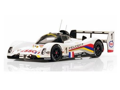 Peugeot: 905 nº 1 - Le Mans 1992 - 1:18