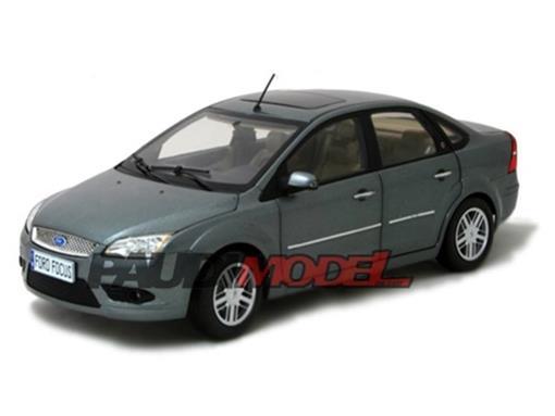 Ford: Focus Sedan (2007) - Grafite - 1:18