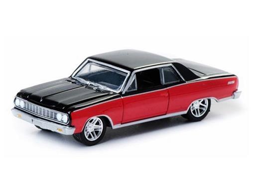 Chevrolet: Chevelle (1964) - Zine Machines - Série 1 - 1:64