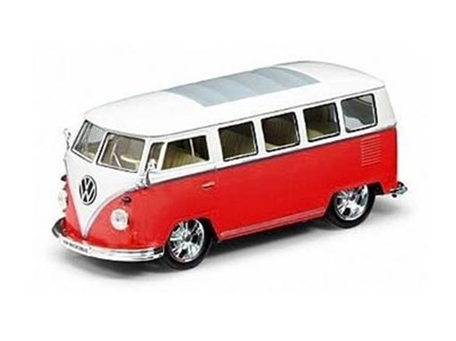 Volkswagen: Kombi (1962) - 1:24