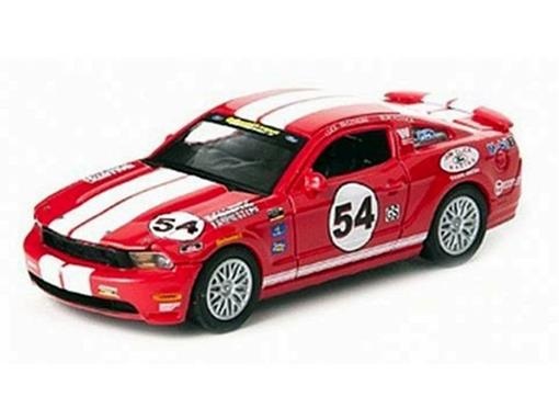 Ford: Mustang GT (2012) - Road Racers - Série 2 - 1:64