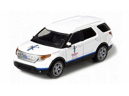 Ford: Explorer (2011) - County Roads - Série 7 - 1:64