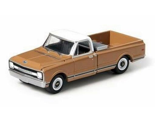Chevrolet: C-10 (1969) - County Roads - Série 7 - 1:64