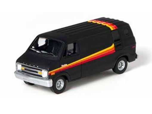 Dodge: B-100 (1976) - County Roads - Série 8 - 1:64