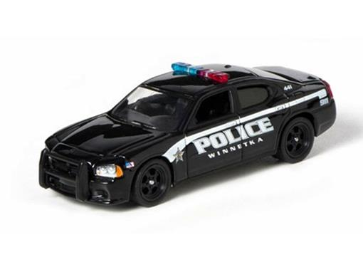 Dodge: Charger Pursuit / Police (2010) - County Roads S. 8 - 1:64