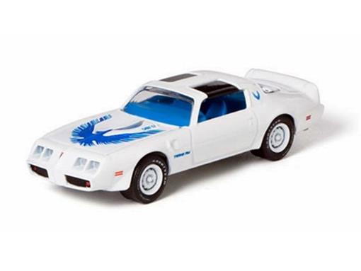 Pontiac: T/A (1980) - County Roads - Série 8 - 1:64
