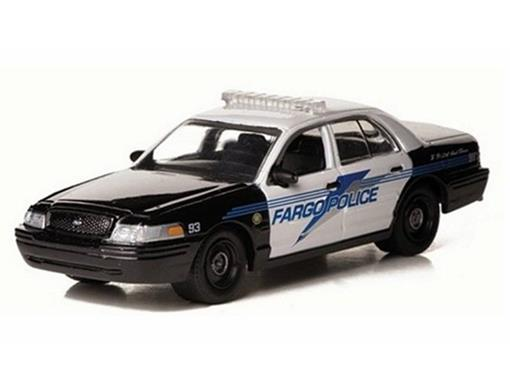 Ford: Crown Victoria (2008) - Fargo - Hot Pursuit Série 8- 1:64