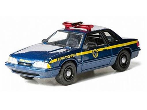 Ford: Mustang (1988) - Hot Pursuit - Série 8 - 1:64
