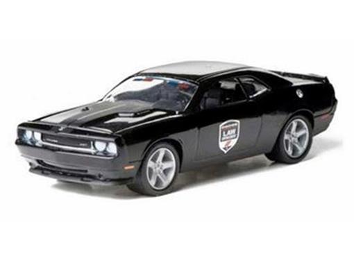 Dodge: Challenger SRT8 - Hot Pursuit - Série 8 - 1:64