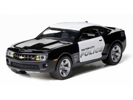 Chevrolet: Camaro SS (2010) Police - Hot Pursuit Série 8 - 1:64
