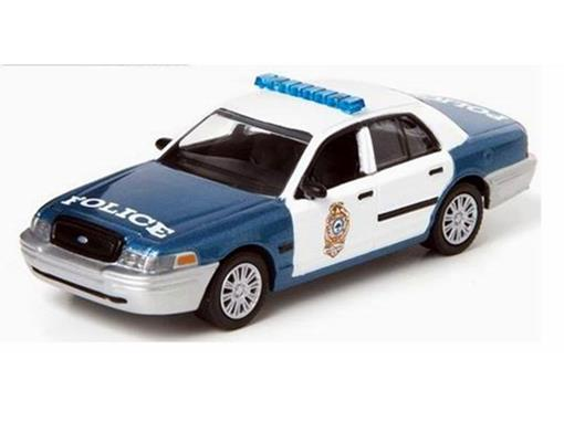 Ford: Crown Victoria - Raleigh P. - Hot Pursuit Série 9 - 1:64