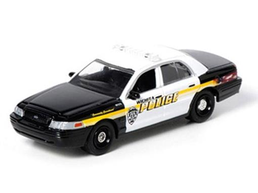 Ford: Crown Victoria - Wichita Poli -Hot Pursuit Série 10 - 1:64