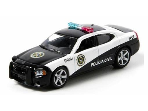 Dodge: Charger (2011) Fast & Furious - Hollywood Série 2 - 1:64