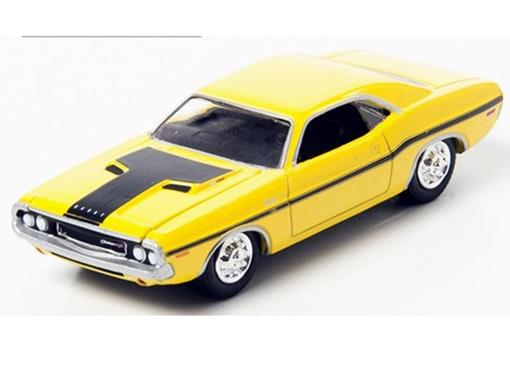 Dodge: Challenger Gibbs (1970) NCIS - Hollywood Série 2 - 1:64