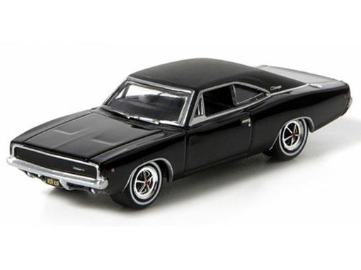 Dodge: Charger R/T (1968) Bullitt - Hollywood - Série 3 - 1:64