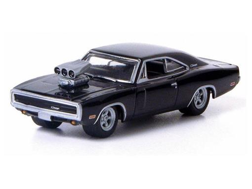 Dodge: Charger (1970) Fast/Furious - Hollywood - Série 3 - 1:64