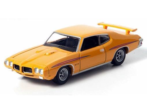 Pontiac: GTO (1971) Two-Lane BlackTop - Hollywood S 3 - 1:64