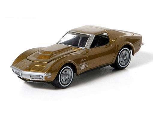 Chevy: Corvette Stingray (1993) Apollo 13 - Hollywood S 3 - 1:64