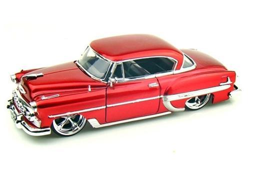 Chevrolet: Bel Air (1953) - Vermelho - 1:24