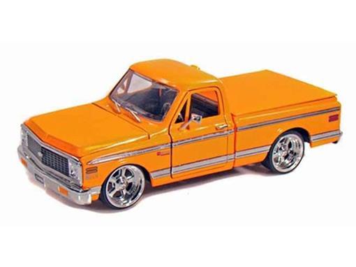 Chevrolet: Cheyenne (1972) - Laranja - 1:24