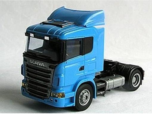 Scania: R09 - Cavalo - Azul - HO