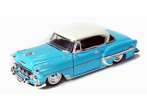 Chervolet: Bel Air (1953) - Azul - 1:24