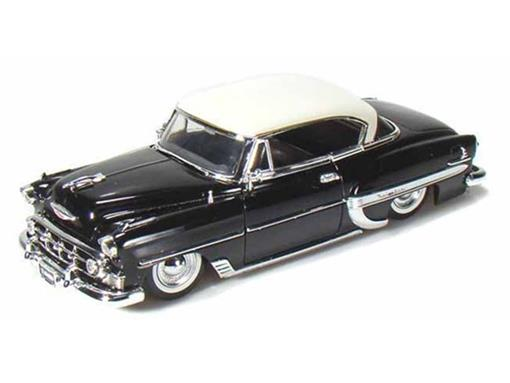Chevrolet: Bel Air (1953) - Preta - 1:24