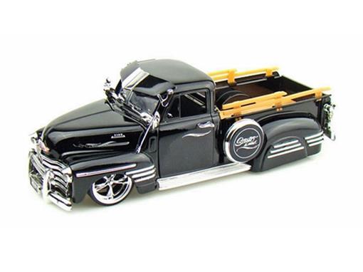 Chevrolet: Pickup Truck (1951) - Preto - 1:24