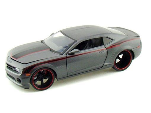Chevrolet: Camaro SS (2010) - Cinza Fosco - 1:18
