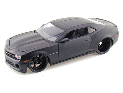 Chevrolet: Camaro SS (2010) - Preto Fosco - 1:18